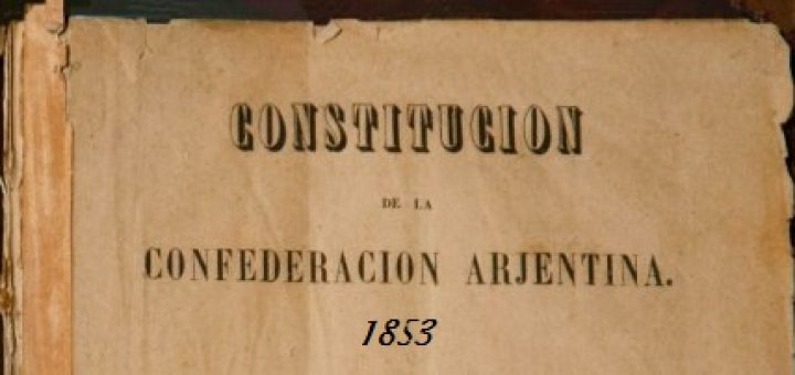 1ro. de Mayo ~ Día de la Constitucion Nacional – Agenda Escolar