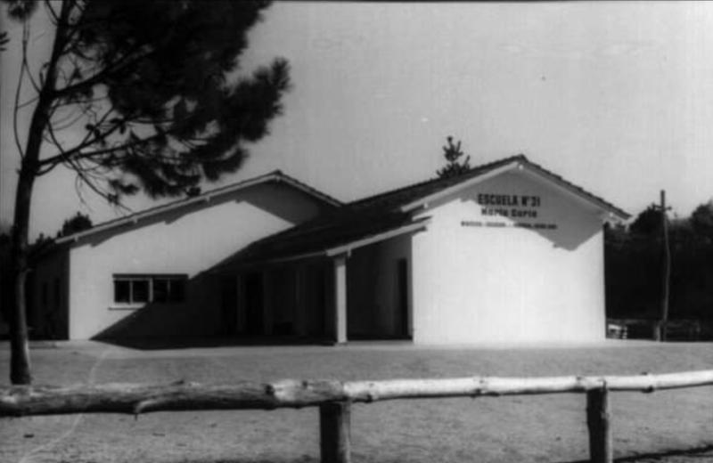 Escuela 31 - Marie Curie - Villa Gesell